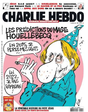 Charlie Hebdo n°1177  7 Janvier 2015