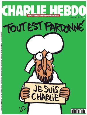 Charlie Hebdo n°1178  14 Janvier 2015
