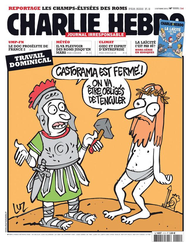 Charlie Hebdo n°1111