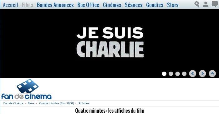 """Capture d'écran du film Allemand """"Vier Minuten"""""""