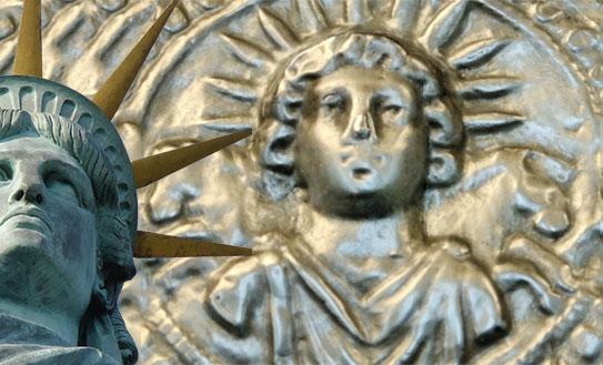 Liberty/Sémiramis/Sol Invictus