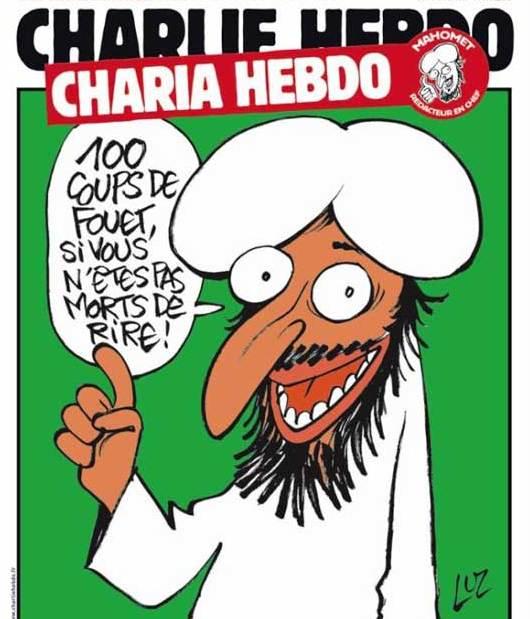 Charlie/Charia Hebdo