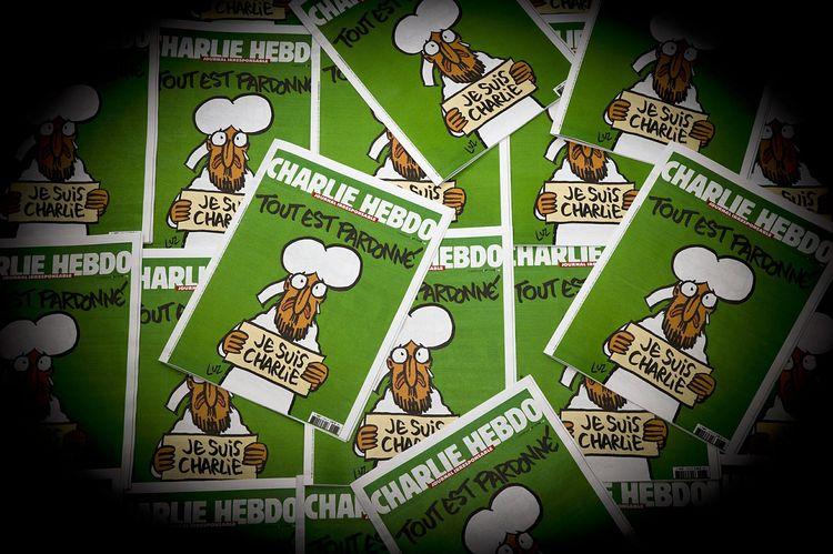 Charlie Hebdo n°1178