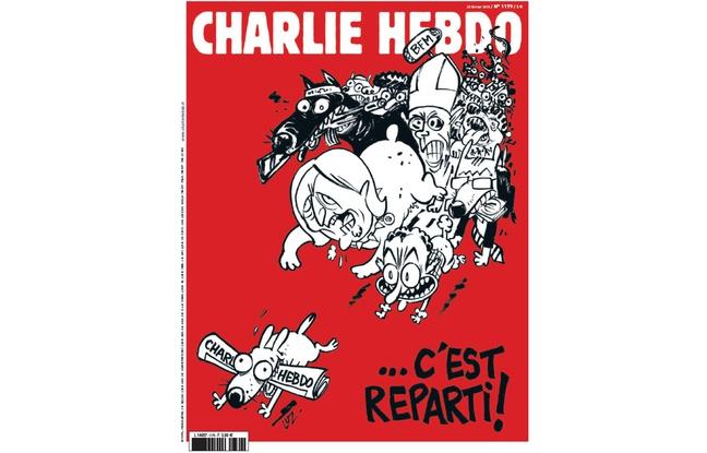 CHARLIE HEBDO n°1179 du 25 Février