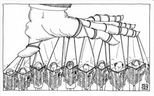 Manipulation des médias