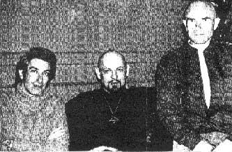 Jacques Vallée, Anton Lavey et Aimé Michel