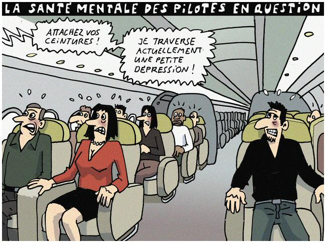 Humour aviation