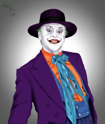 Joker/Jack Nicholson