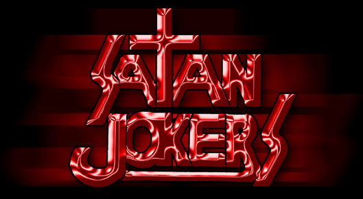 "Logo du groupe ""Satan Jokers"""