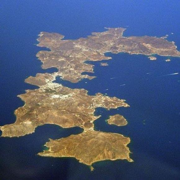 île de Patmos