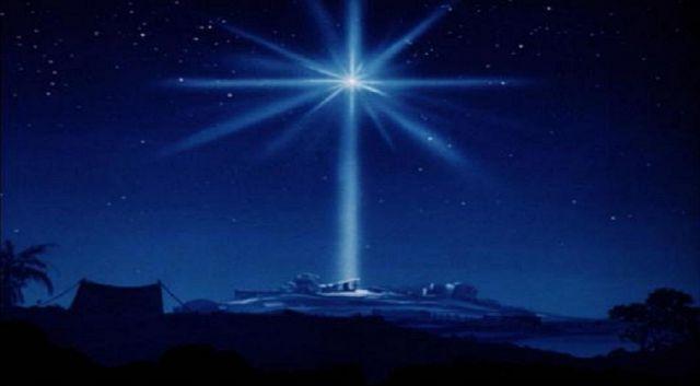 L'étoile de Béthléhem