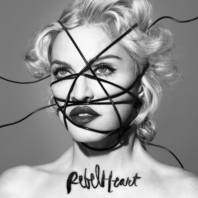 """Rebel Heart"" (""cœur rebelle"") de Madonna"