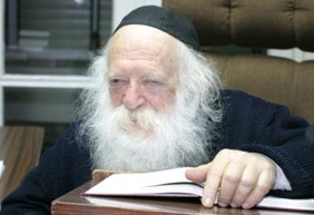 rabbin Chaim Kanievsky