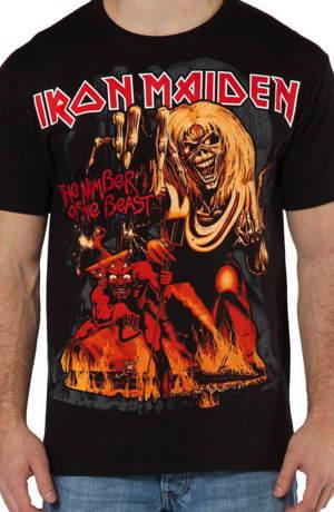 """""""The number of the beast"""" ou """"Le nombre de la Bête"""" du Groupe Iron Maiden"""