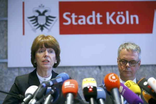 La maire de Cologne,Henriette Reker
