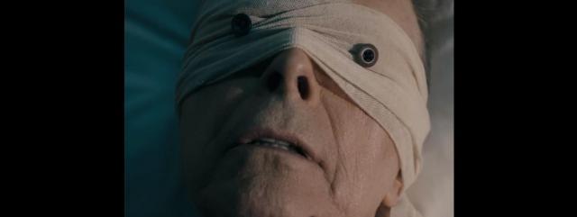 "David Bowie ""Lazarus""..."