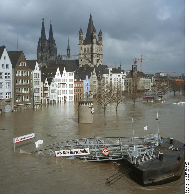 inondation_Cologne
