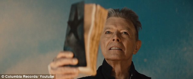 "Clip ""Blackstar"" de David Bowie"