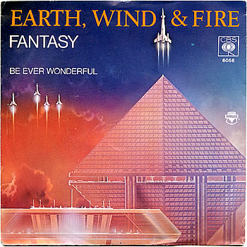 groupe Earth Wind & Fire