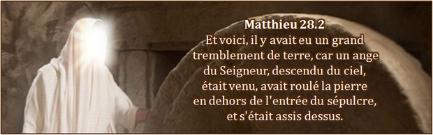 Matthieu 28-2
