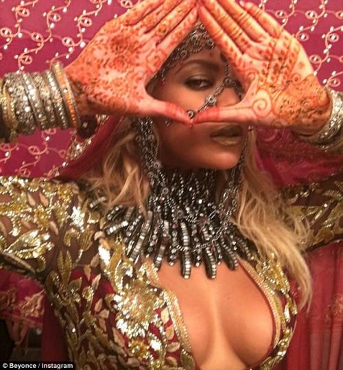 Beyoncé en couverture de magazine