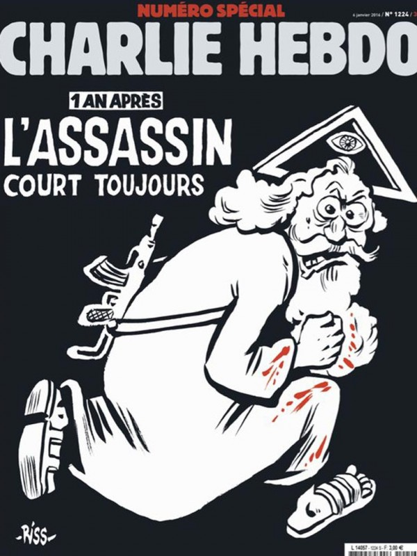 Charlie Hebdo, numéro spécial