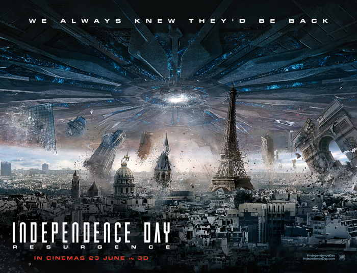 Affiche du Film: Independance Day