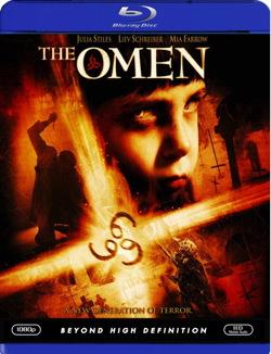 DVD OMEN 666