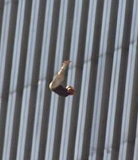 défenestrations le 11 Septembre 2001