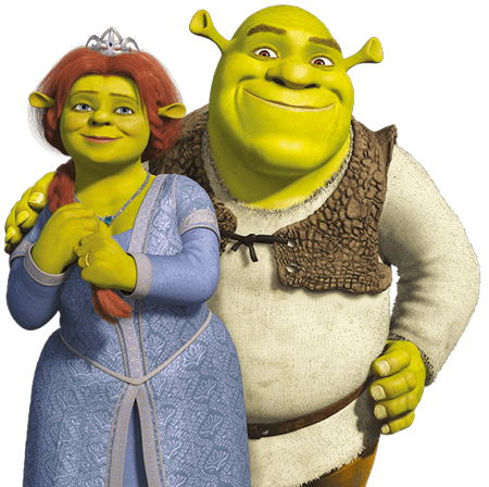 Shreck et Fiona