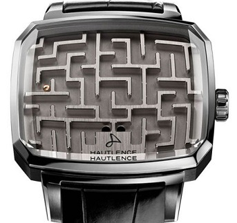 Montre labyrinthe