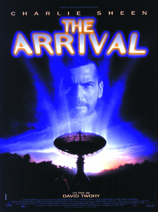 """Film """"The Arrival"""""""