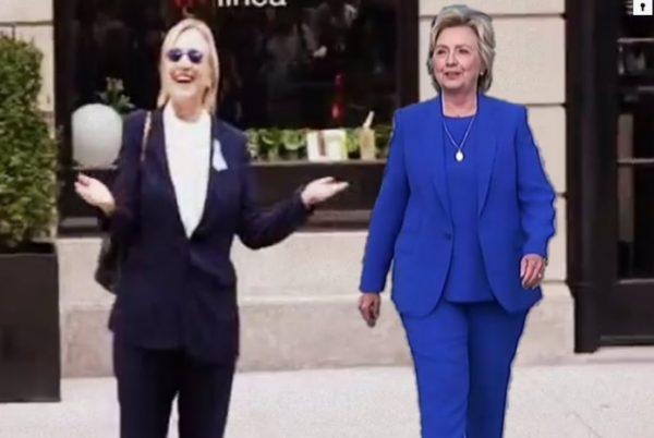 Hillary Clinton le 11 Septembre 2016