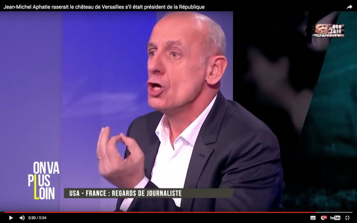 Jean Michel Aphatie