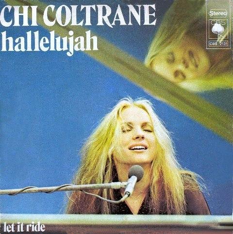 45 tours: Chi Coltrane/Hallelujah