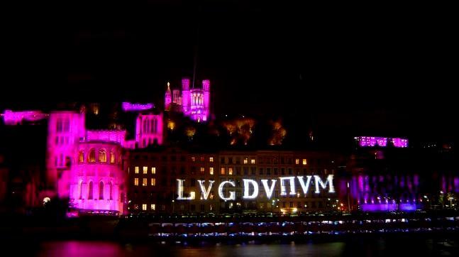 fete des lumières de Lyon 2005