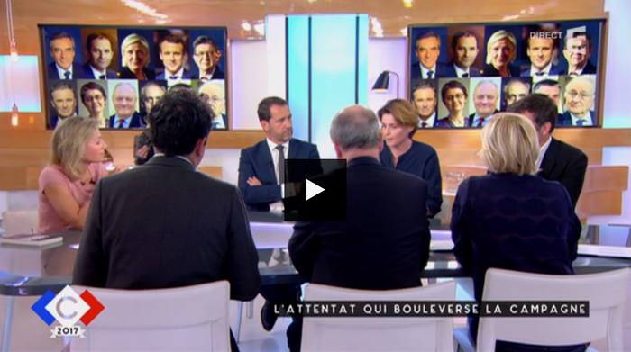 Capture d'écran: replay du 21/04/2017
