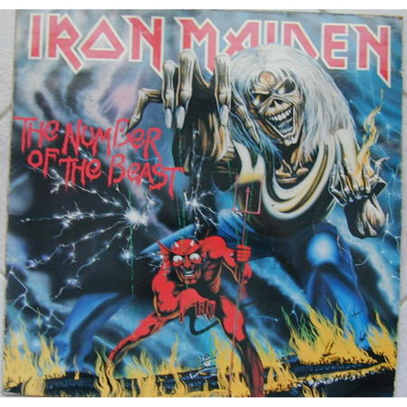 Iron Maiden: the number of the beast