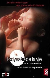 DVD Odyssée de la vie