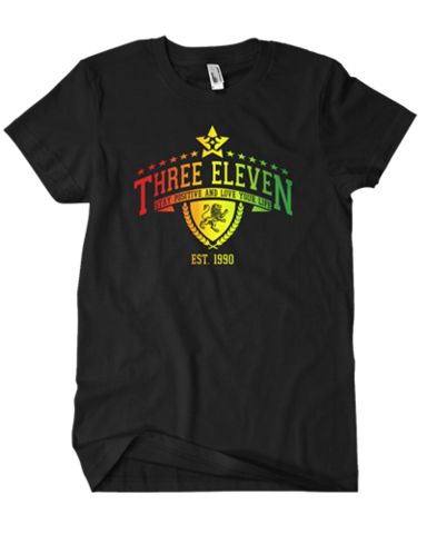T-shirt merchandising du groupe 311