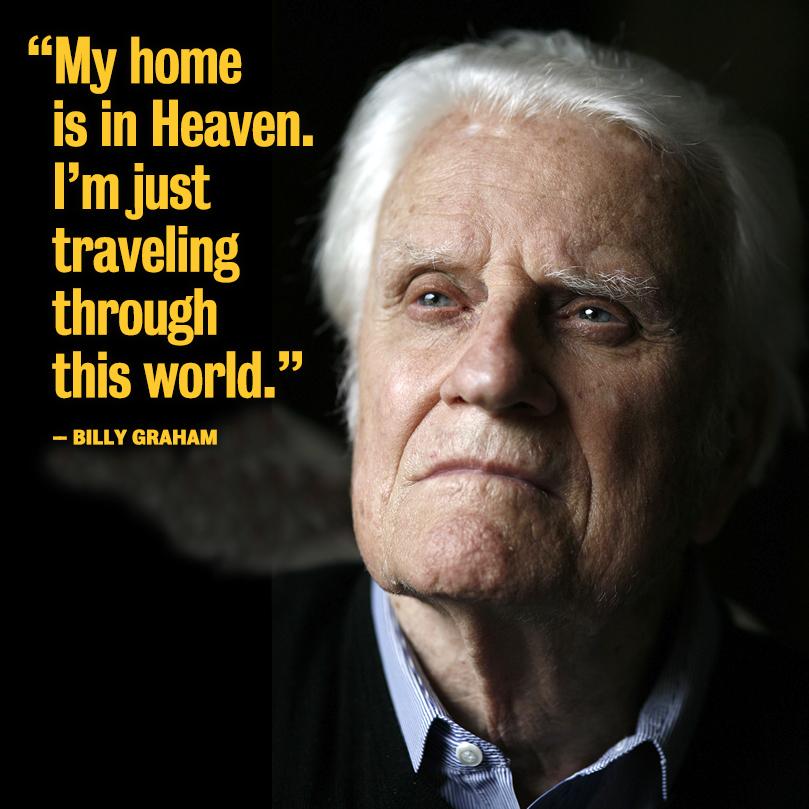 Mon foyer se trouve au Paradis  je ne fais que voyager dans ce monde