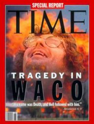 gourou David Koresh site de Waco