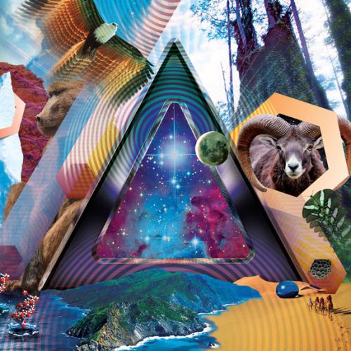 Illustration d'une pochette d'album du groupe 311