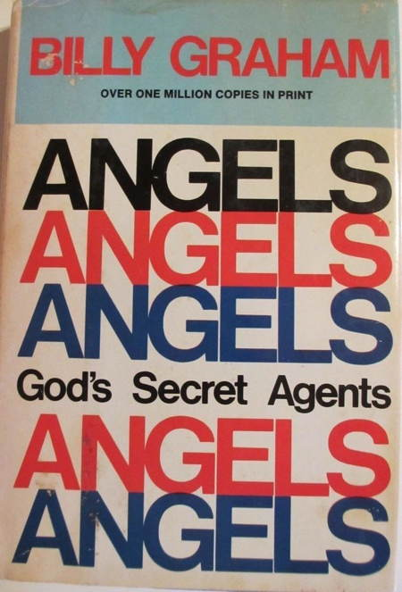 """Angels - God's Secret Agents"" par Billy Graham"