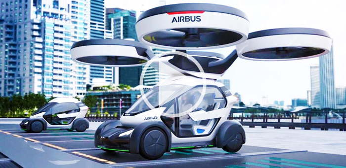 Véhicule airbus