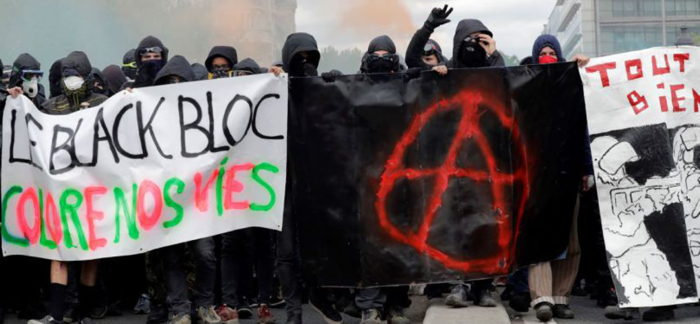 "le ""A"" des Anarchistes"