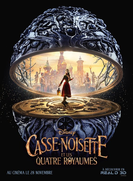 Film Casse-noisette de Disney