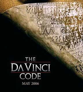 Capture d'écran Da Vinci code