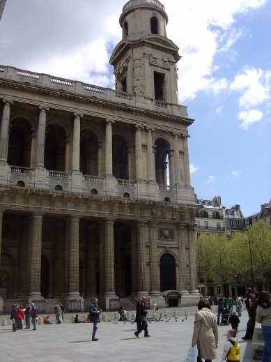 Eglise Saint-Sulpice à Paris