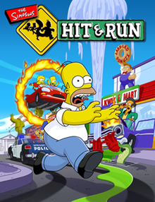 "The Simpsons: ""Hit and Run"""